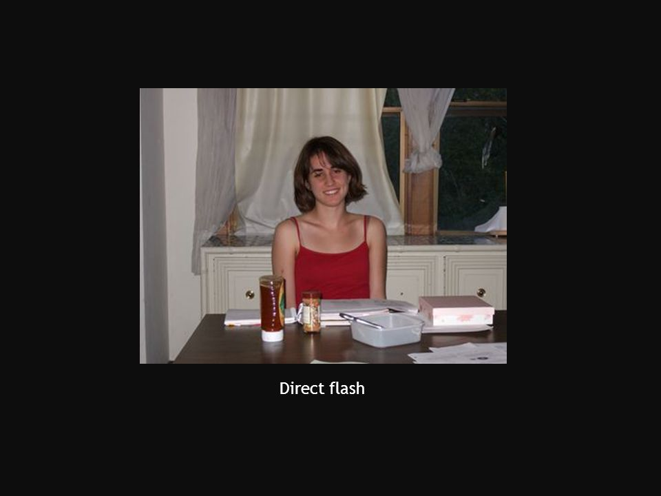 Direct flash