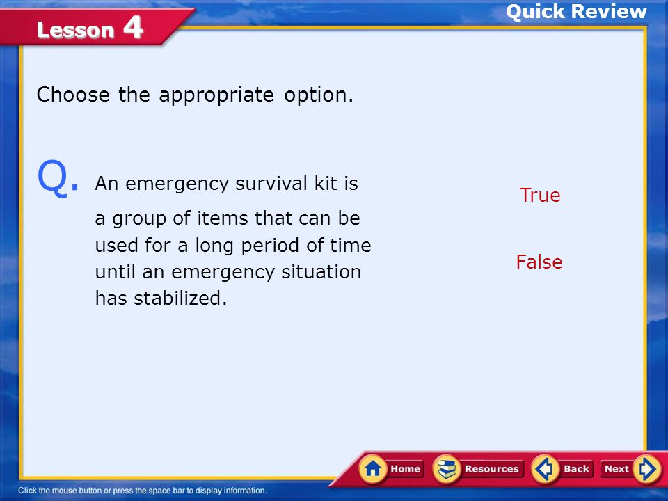 Lesson 4 A.1. severe weather Severe weather refers to harsh or dangerous weather conditions.