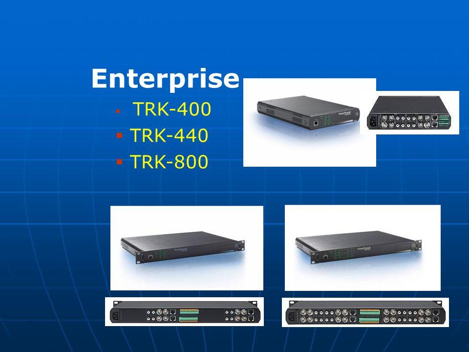 TotalTrack® Units Enterprise  TRK-400  TRK-440  TRK-800