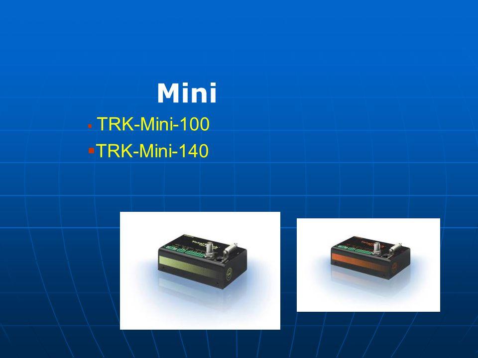 TotalTrack® Units – Mini Mini  TRK-Mini-100  TRK-Mini-140
