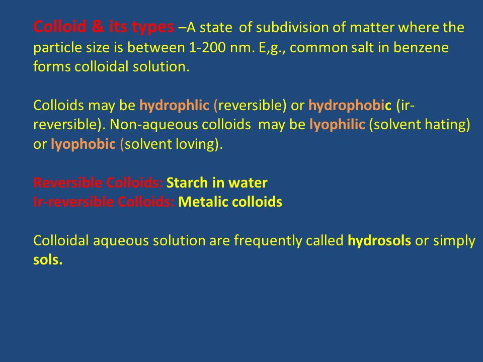 Solute potential Pure water is usually defined as having a solute potential (Ψ π ) of zero, and in this case, solute potential can never be positive.