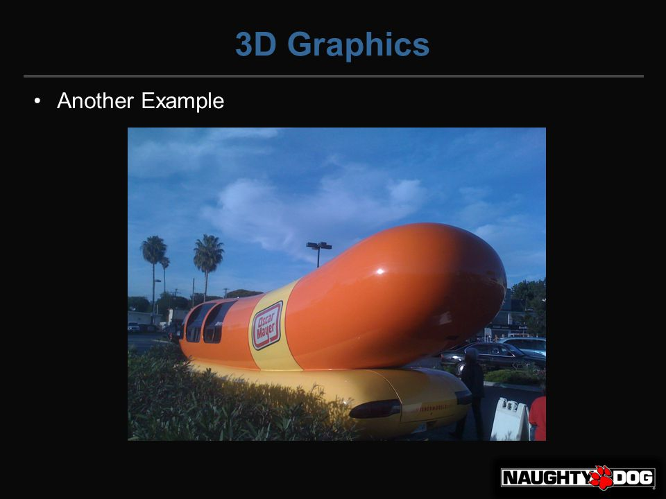 3D Graphics Another Example