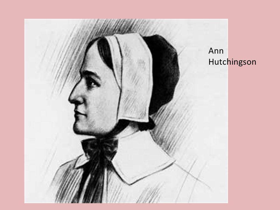 Ann Hutchingson