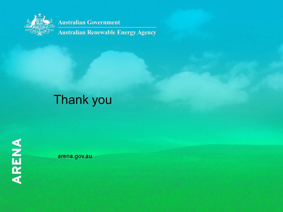 arena.gov.au Thank you
