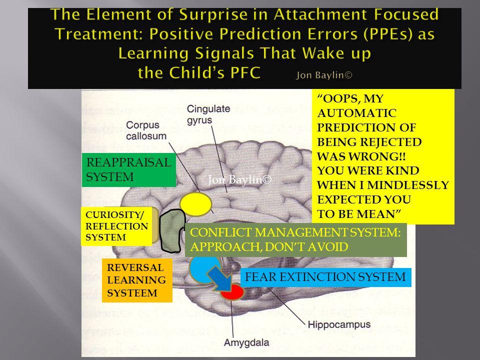 11 CHILD's Brain On Mistrust And Defense-based Living CHILD's Brain On Trust And Connection  PLAYFULNESS  ACCEPTANCE  CURIOSITY  EMPATHY PACE SURP
