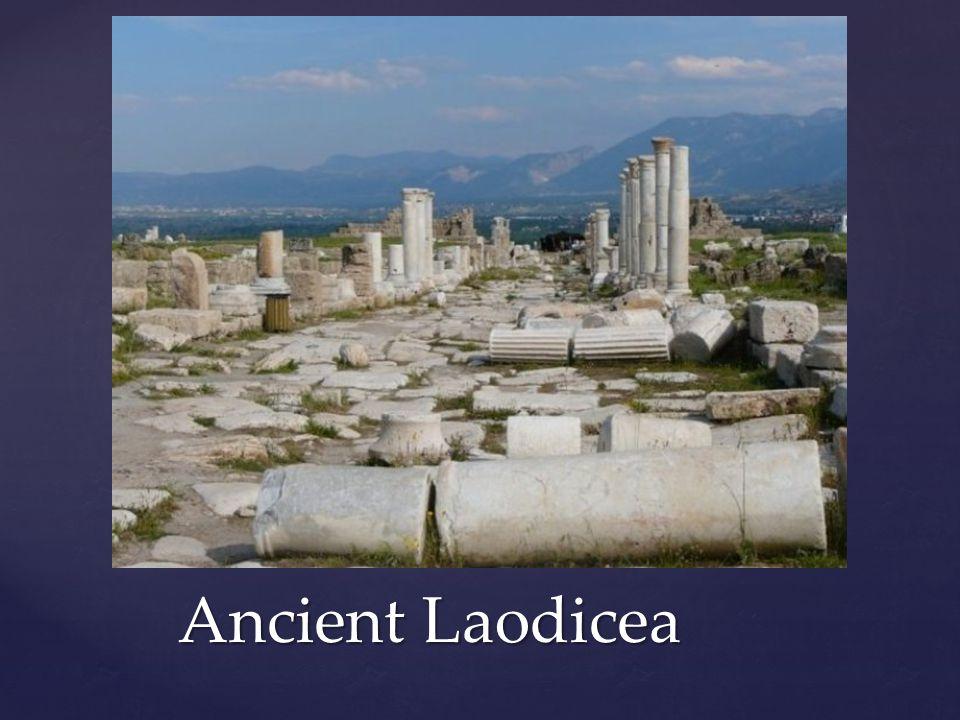 Ancient Laodicea