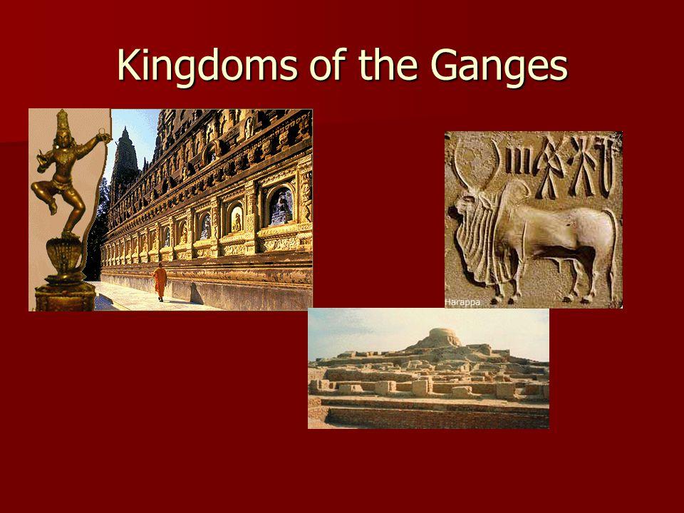 Kingdoms of the Ganges
