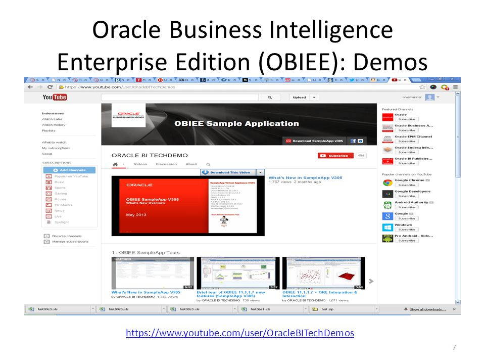Some Conclusions and Recommendations Semantic Community Was Able to Simulate Oracle OBIEE For An Enterprise Presidential Budget Application With Spotfire and Automatically Generate (Intelligent Analytics) Dynamically Linked Graphics.