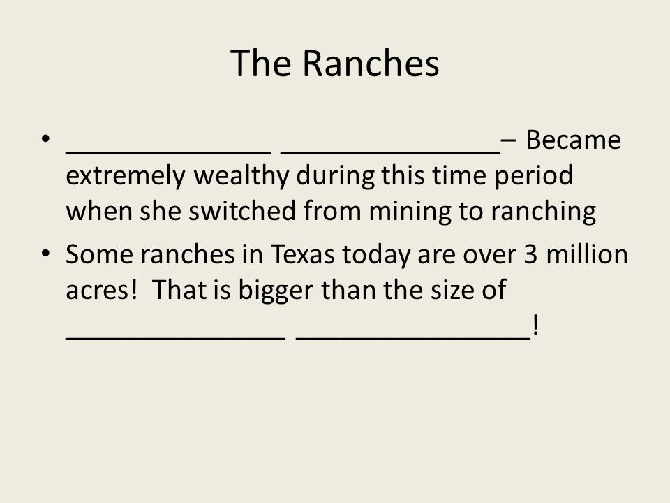Range Rights Ranchers had to be concerned with securing ____________ for their cattle.