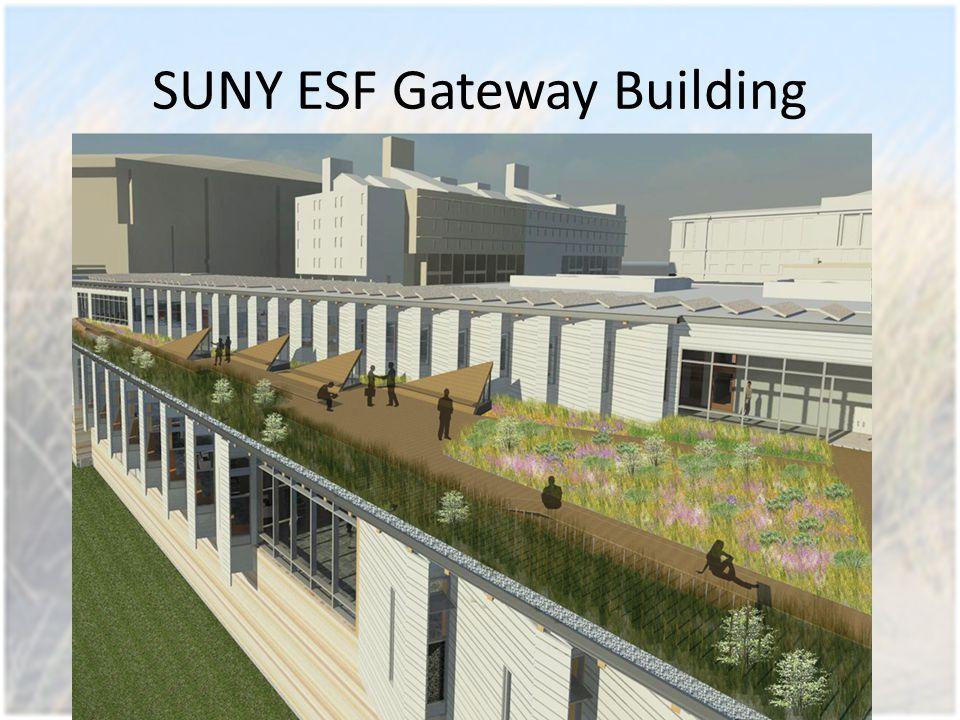 SUNY ESF Gateway Building
