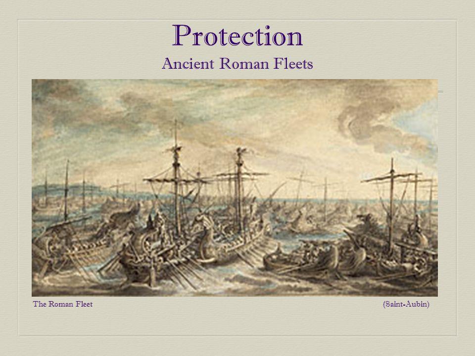 Protection Ancient Roman Fleets The Roman Fleet (Saint-Aubin)