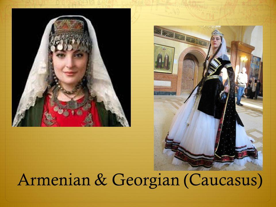 Armenian & Georgian (Caucasus)