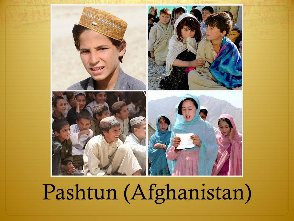 Pashtun (Afghanistan)