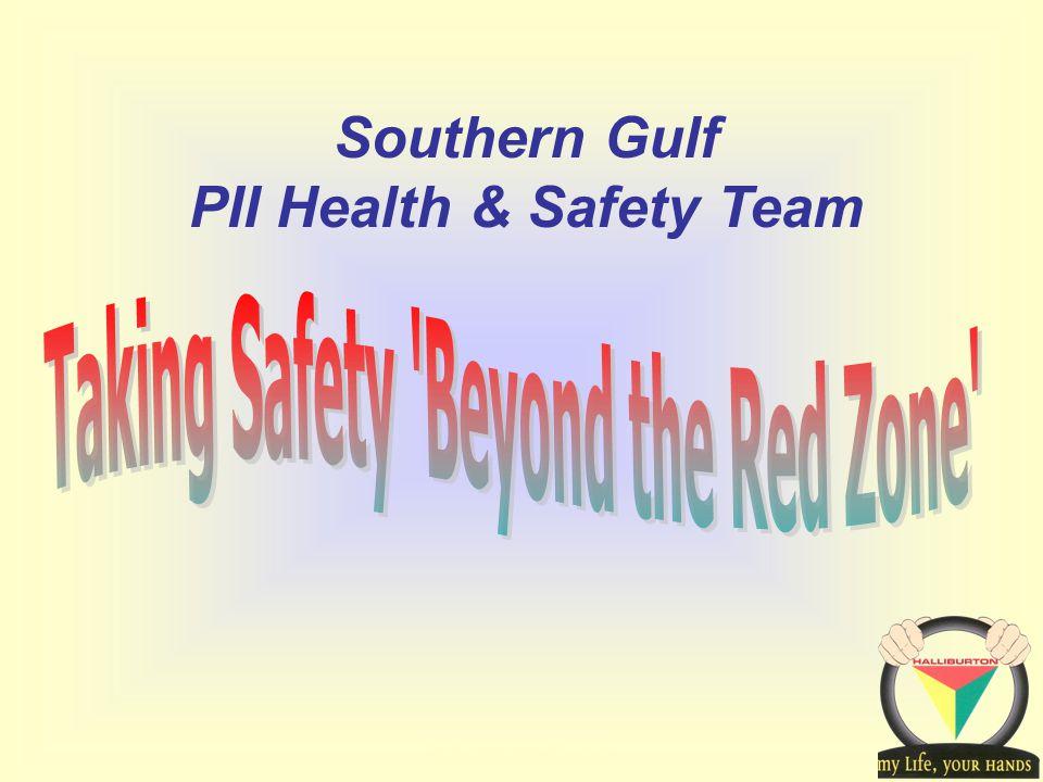 Southern Gulf PII Health & Safety Team