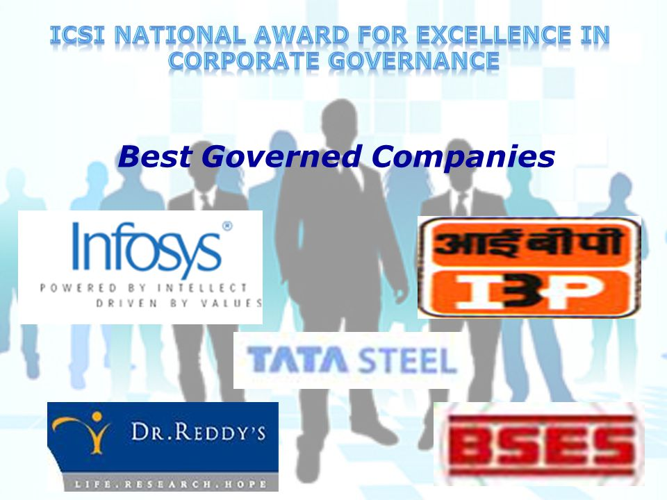 Best Governed Companies