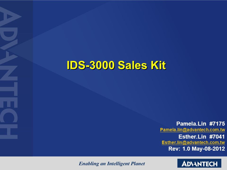 IDS-3115 Drawing