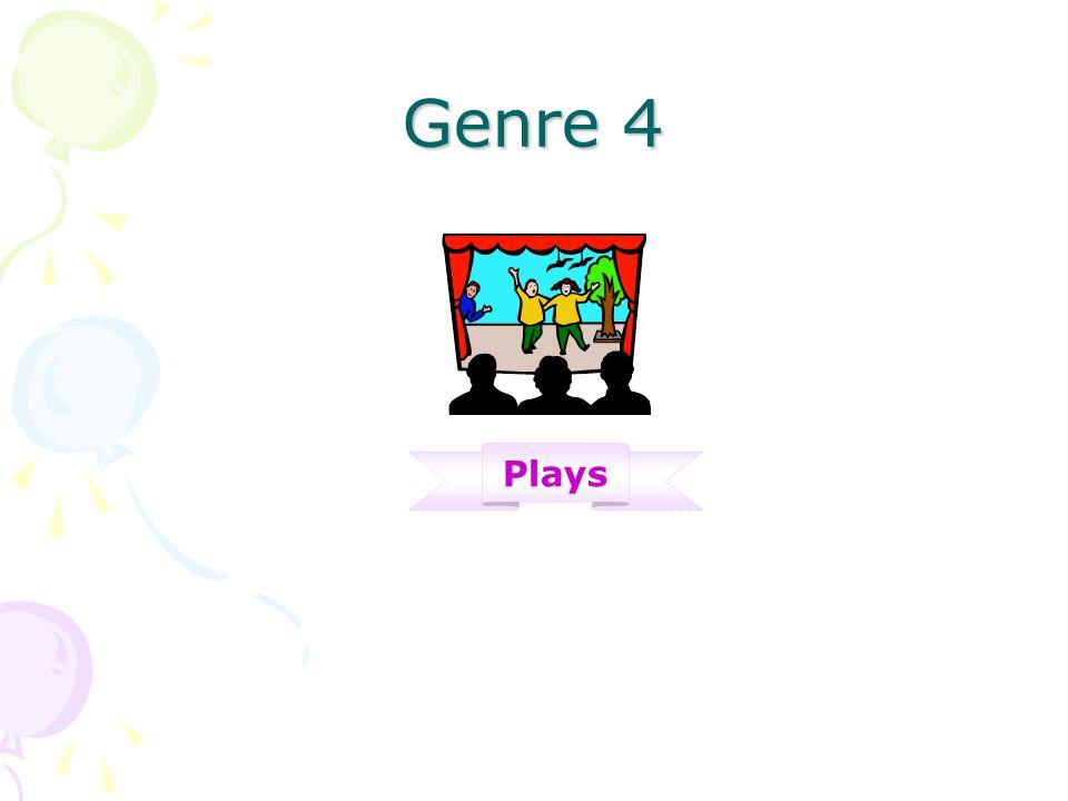 Genre 4 Plays