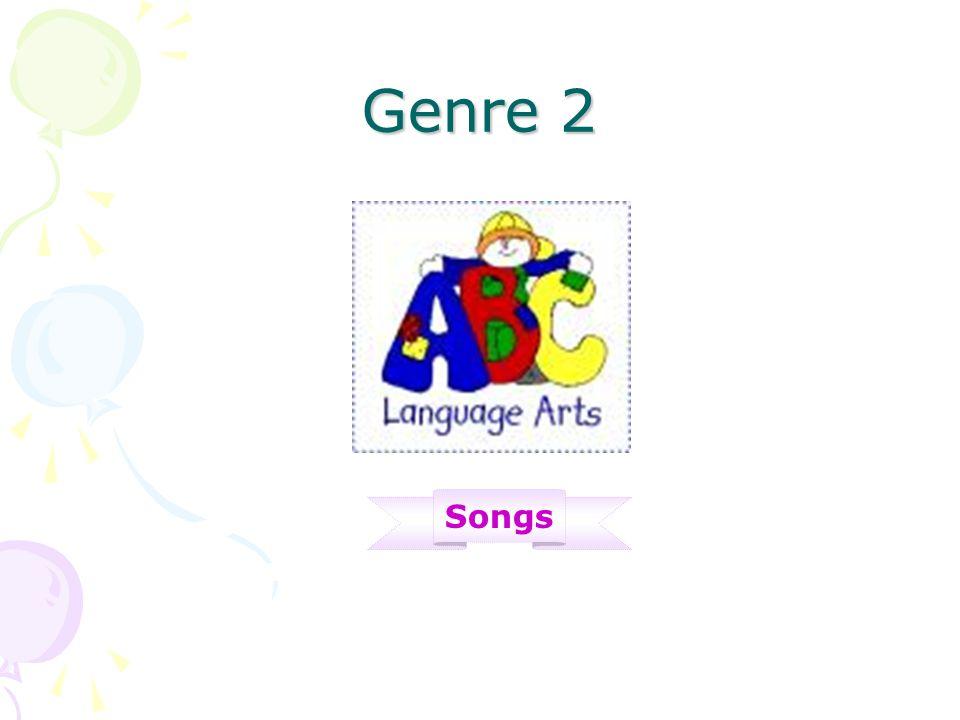 Genre 2 Songs
