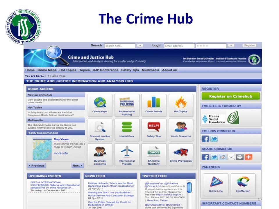 Online Crime Map Viewer Assault GBH totals 18