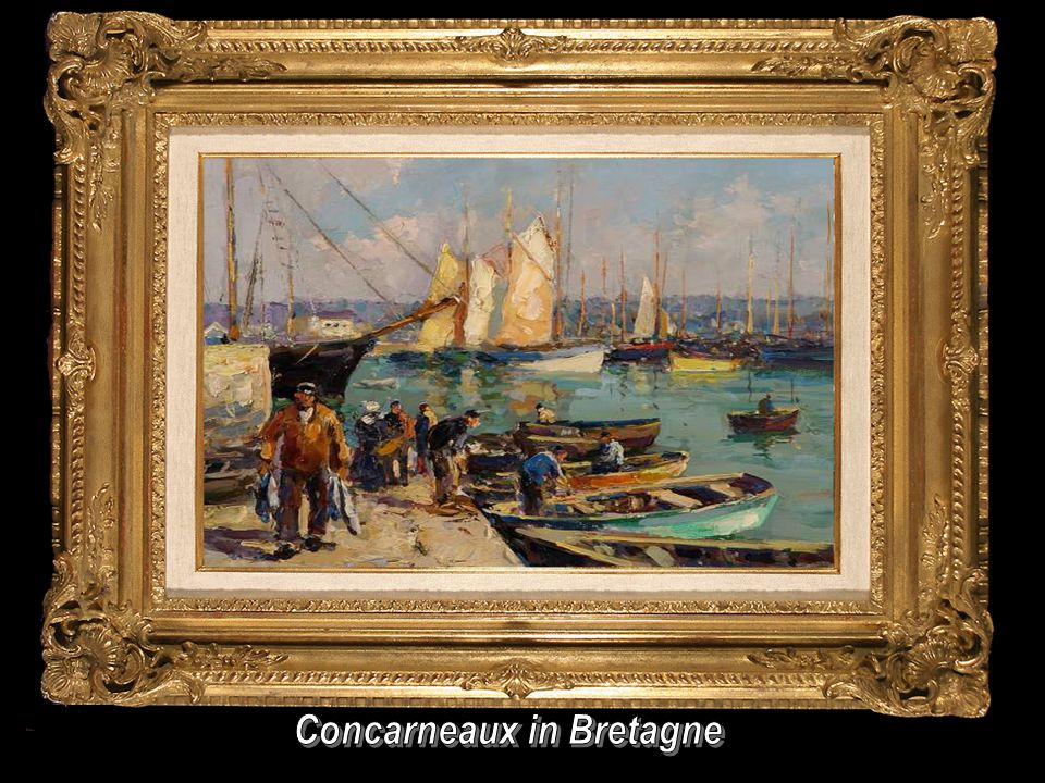 Edouard Cortes was born in Lagny, France on April 26, 1882, a time when Paris was considered the center of the art world.