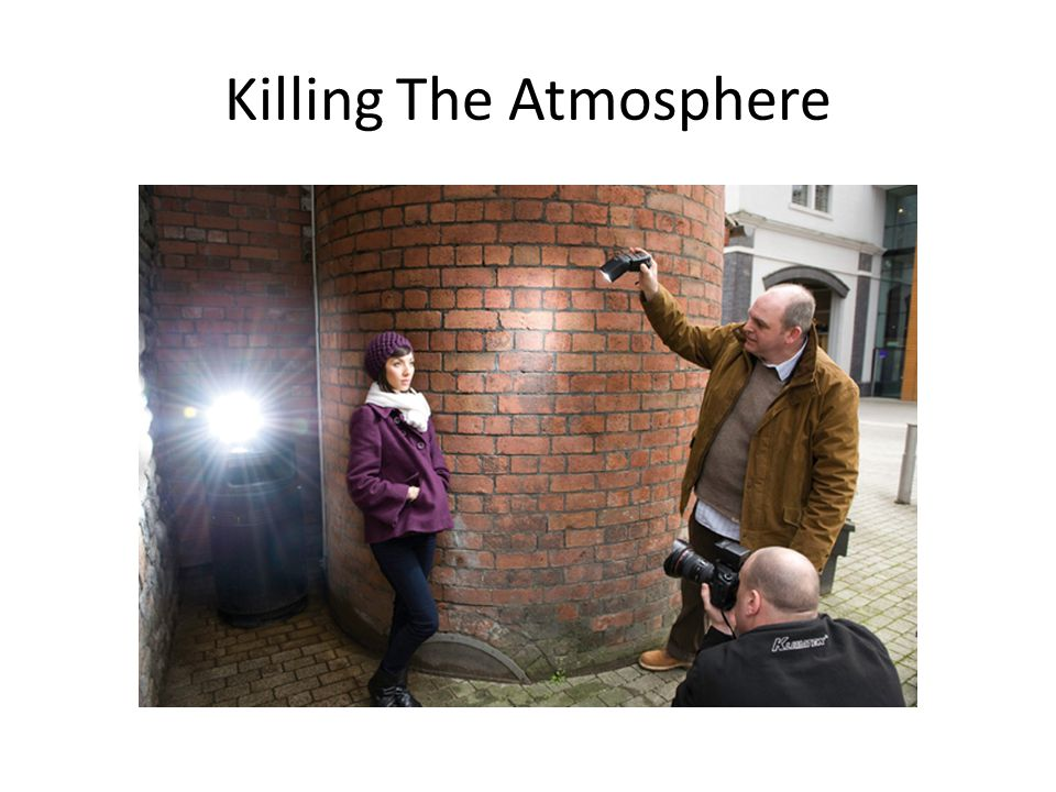 Killing The Atmosphere