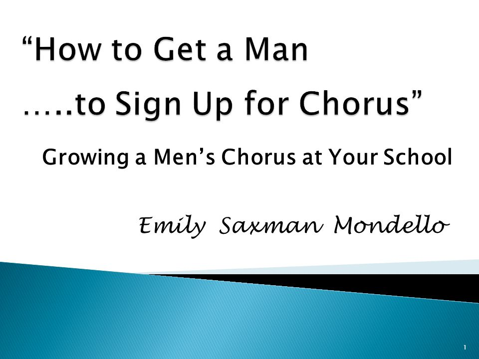 Chorus Leadership  Chorus Elders , Officers, & Section Leaders  In class help  Tracking pitches  Tutoring in class  Mini-lessons on concepts  Out of class help  Pitch matching help  Learning music theory  Sight-reading practice  Sectionals 12