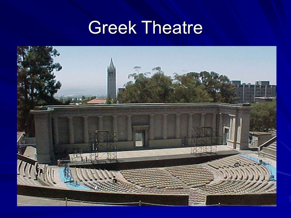 Greek Theatre