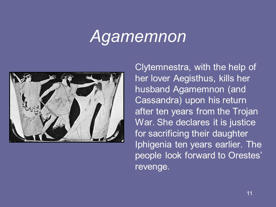 12 Discussion Questions for Agamemnon What are we to understand from the watchman's announcement regarding conditions at Argos.