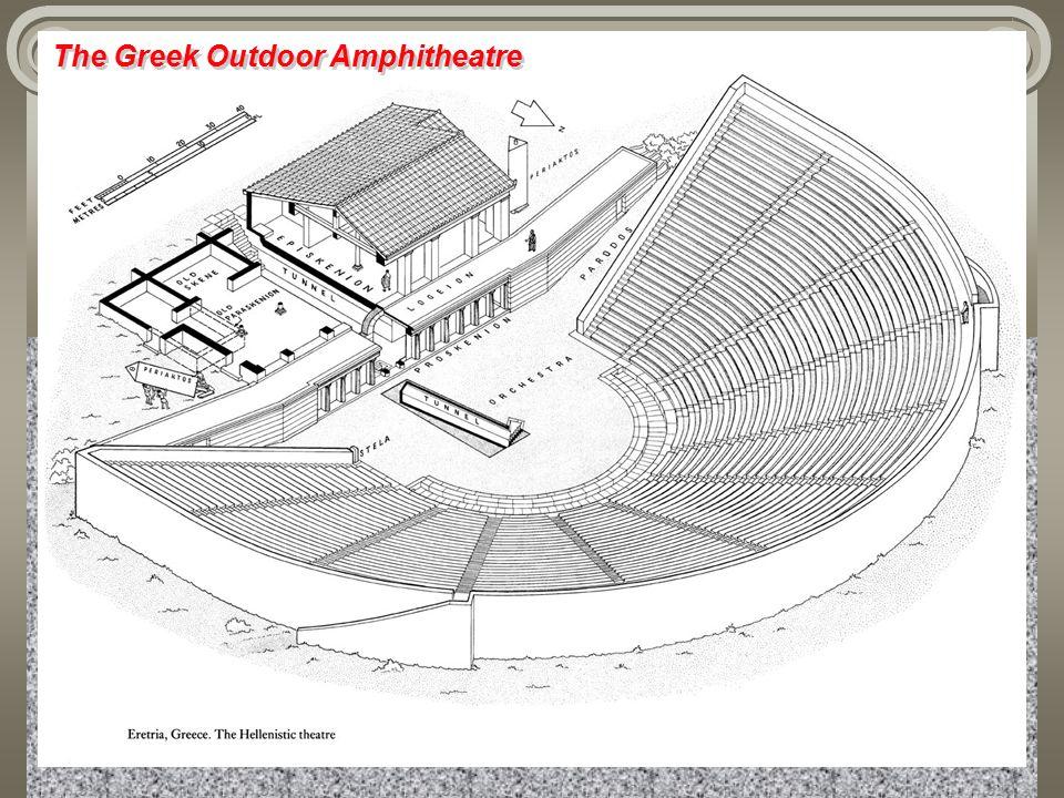 The Greek Outdoor Amphitheatre
