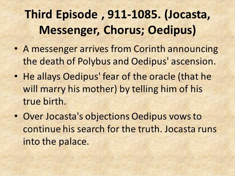 Third Episode, 911-1085.