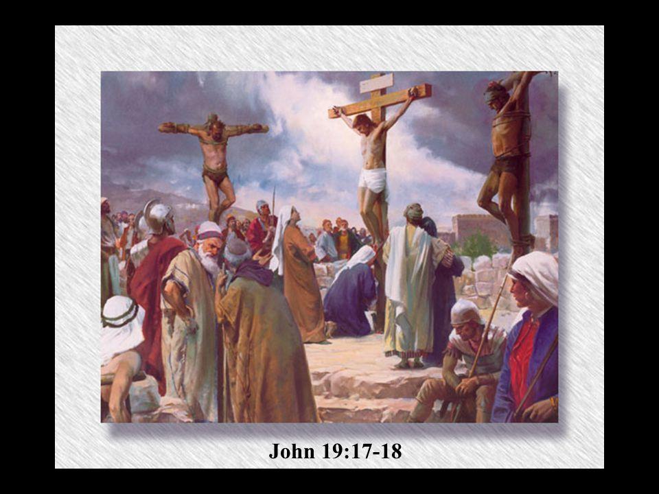 John 19:17-18