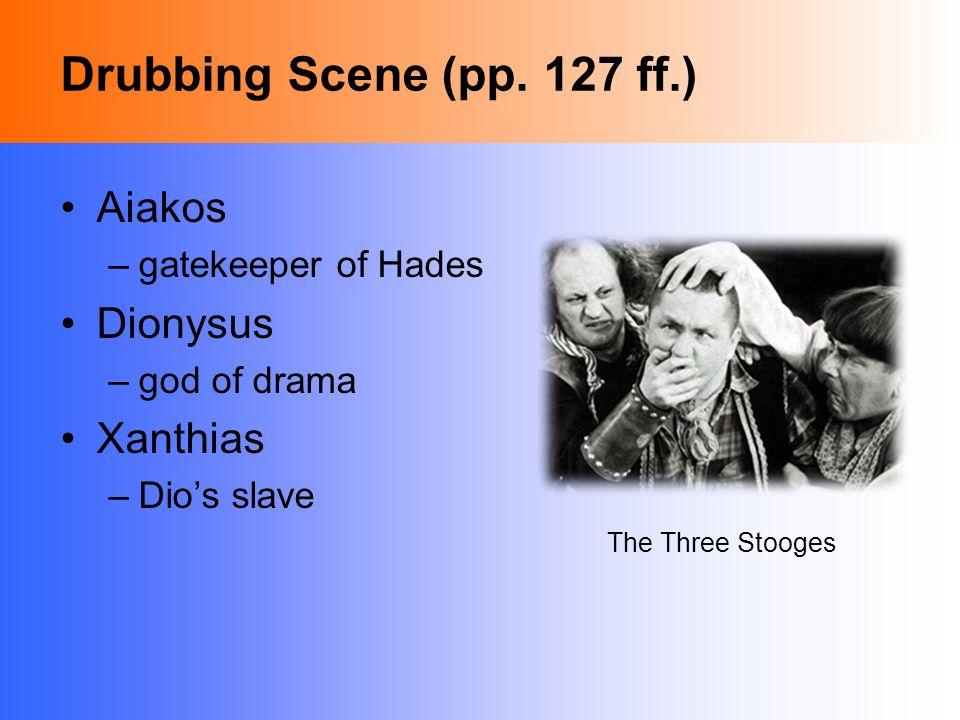 Drubbing Scene (pp.