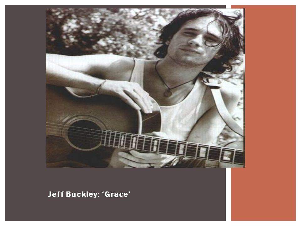 Jeff Buckley: 'Grace'