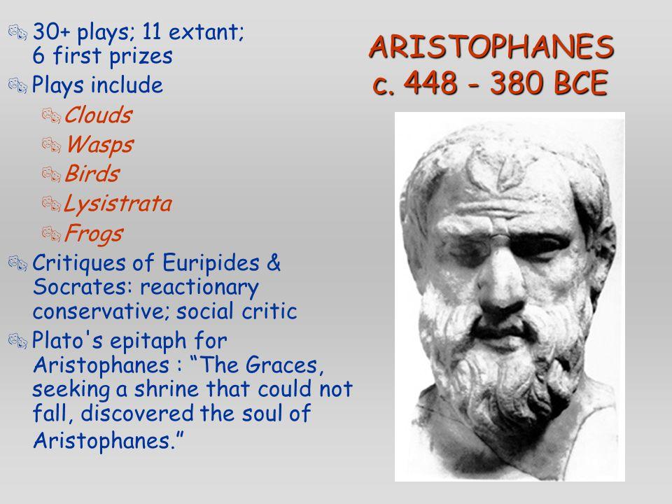 ARISTOPHANES c.