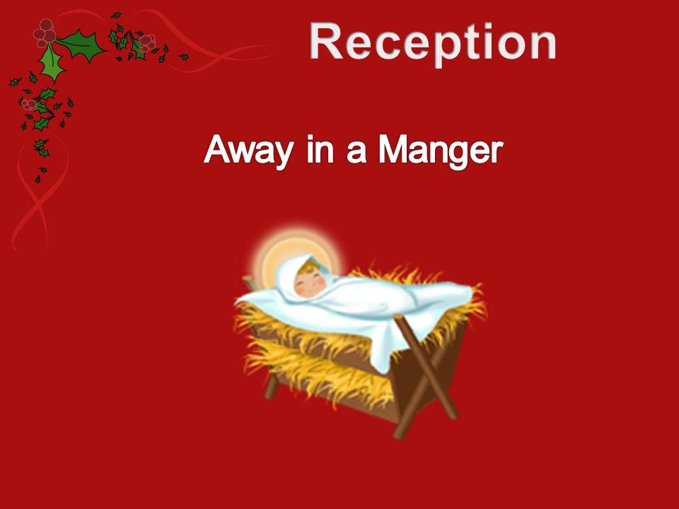 Away in a Manger 1.