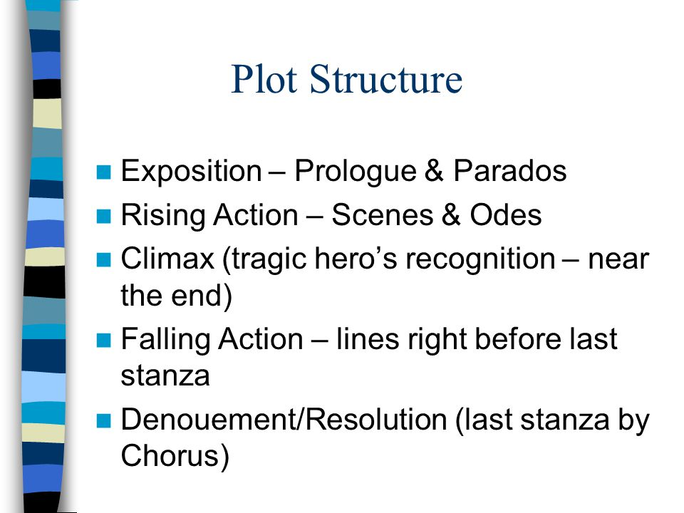 Aristotle'sTragic Hero (cont.) E.Tragic Hero 1. is neither completely good nor bad 2.
