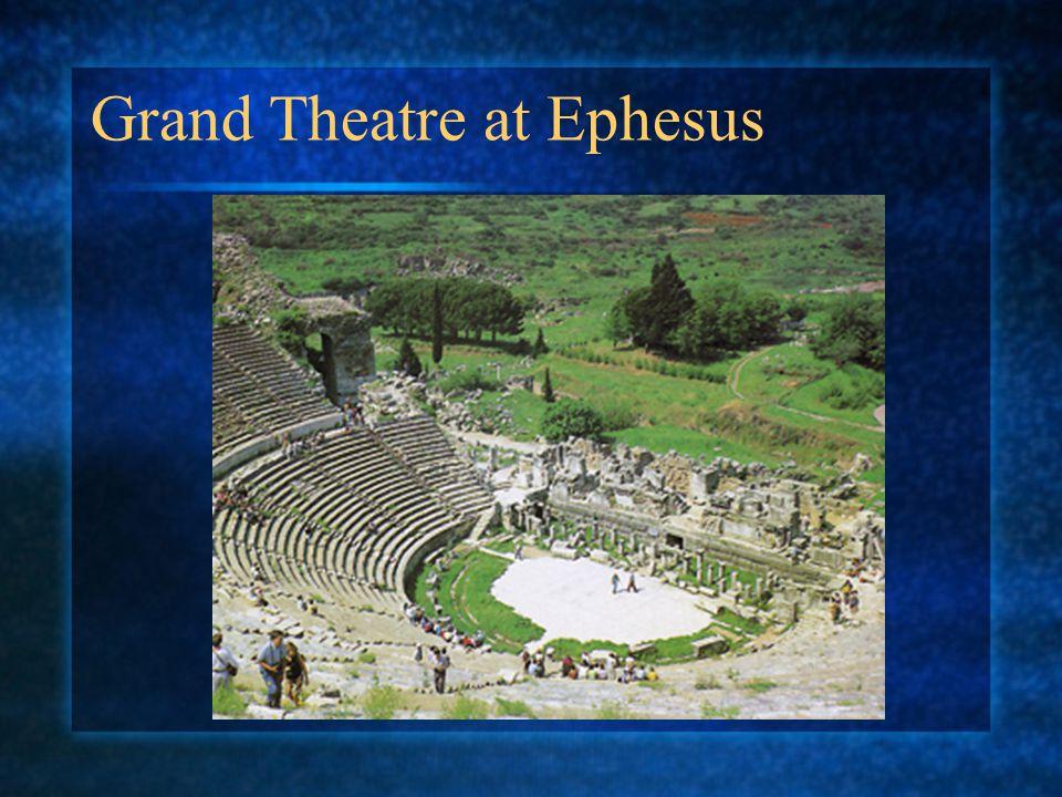 Grand Theatre at Ephesus