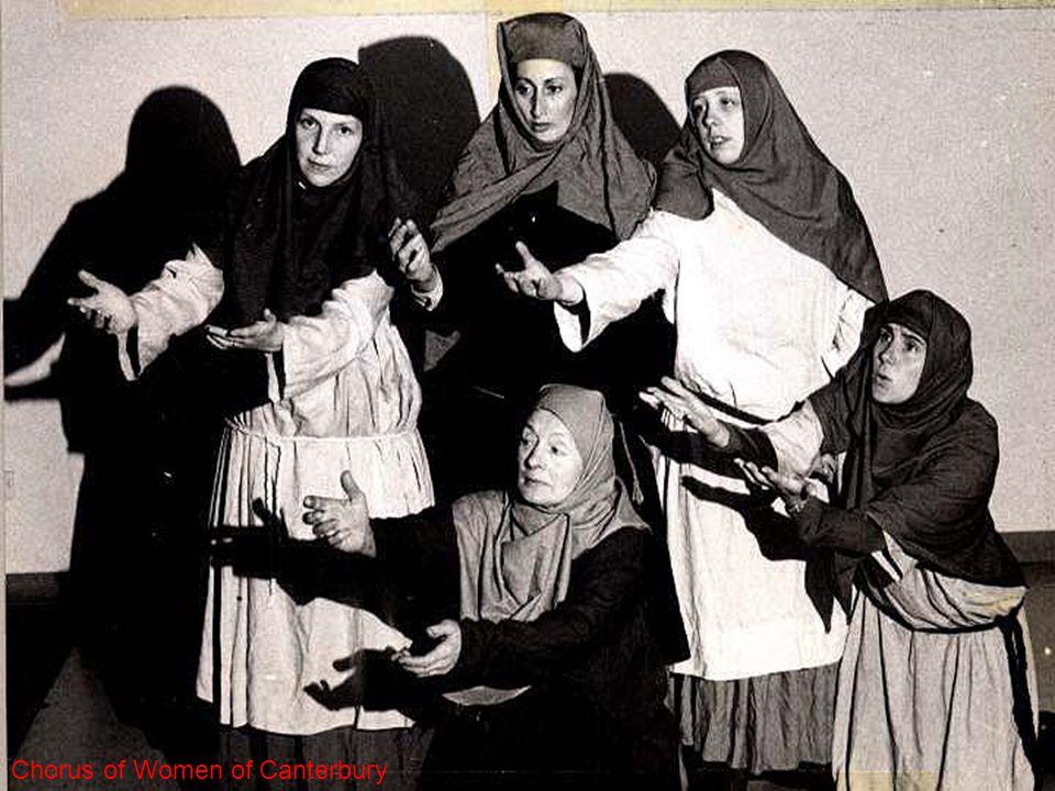 Chorus of Women of Canterbury