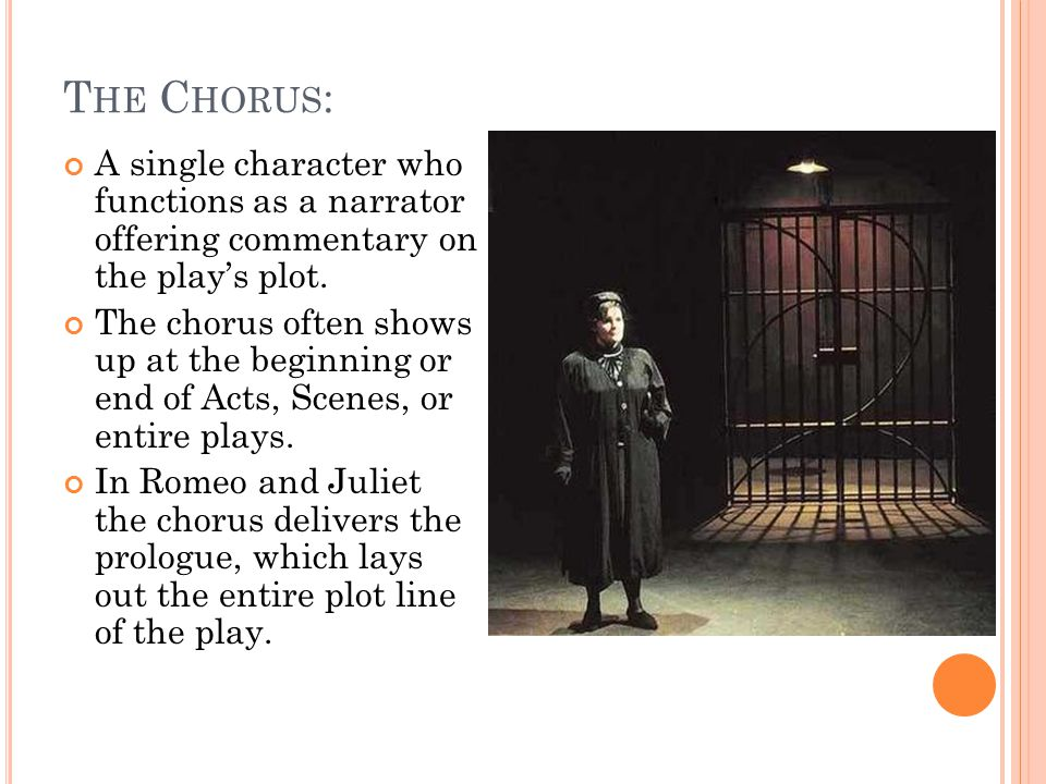 M INOR C HARACTERS : Rosaline : The girl who Romeo is infatuated with at the beginning of the play.