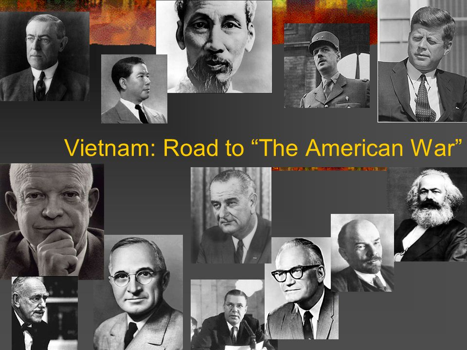 Vietnam: Road to The American War