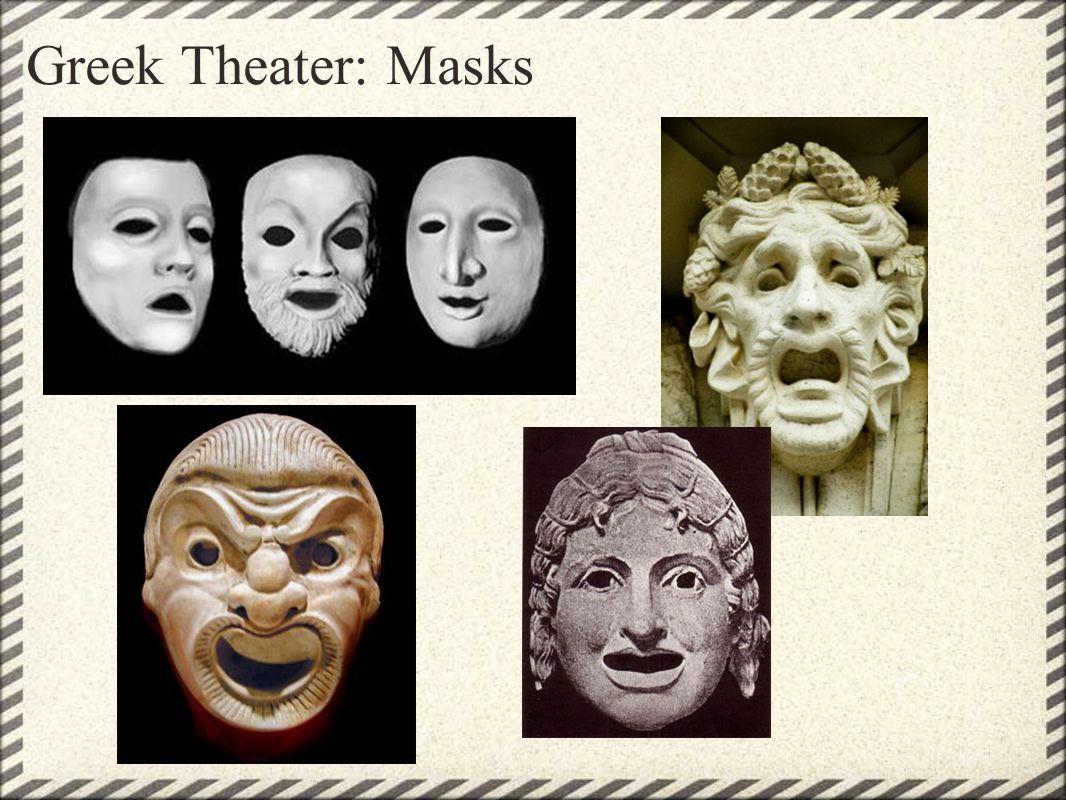 Greek Theater: Tragedies