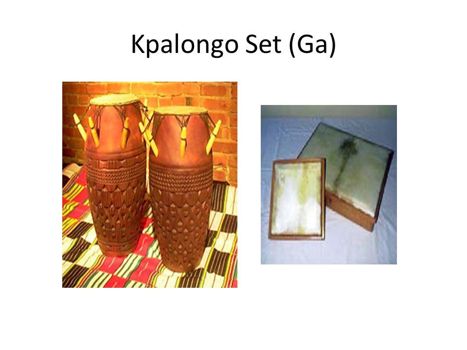 Kpalongo Set (Ga)