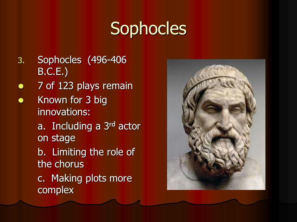 Sophocles 3.