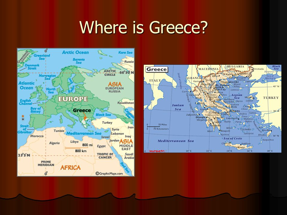 Why do we begin with Greece.Ancient Greece is the beginning of Western culture and civilization.