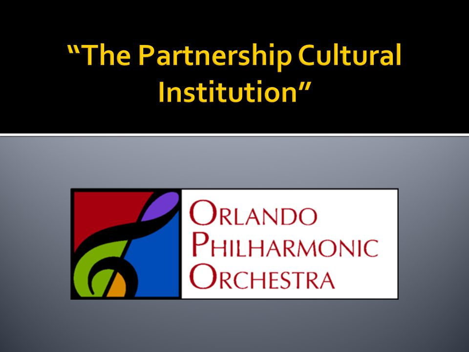 Central Florida's resident professional Orchestra serving the community as a resource for culture, education and economic development.