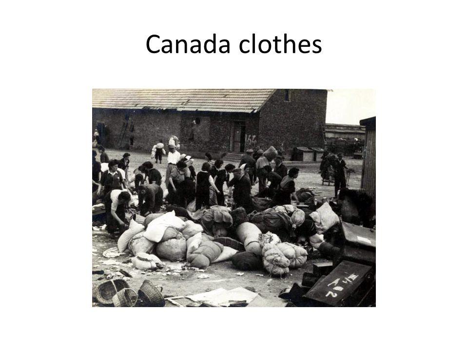 Canada clothes