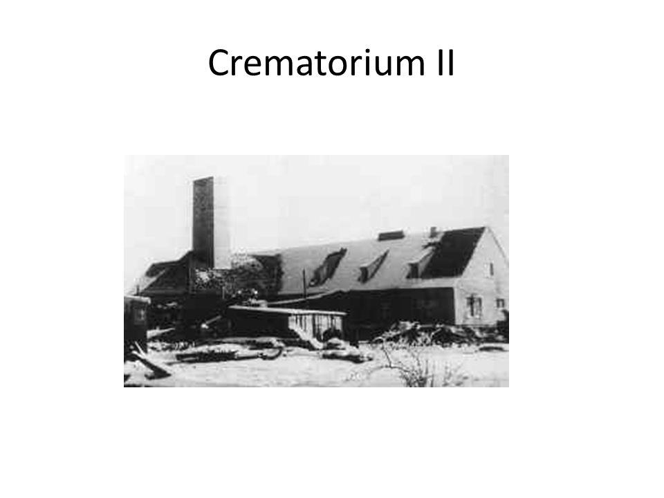 Crematorium II