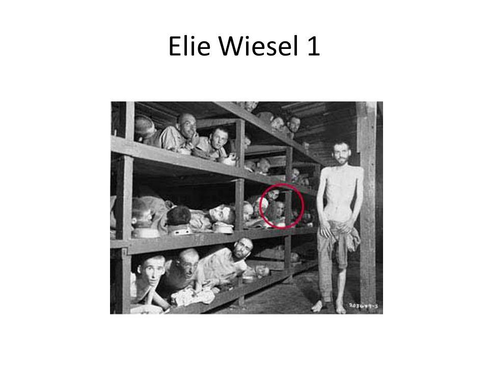 Elie Wiesel 1