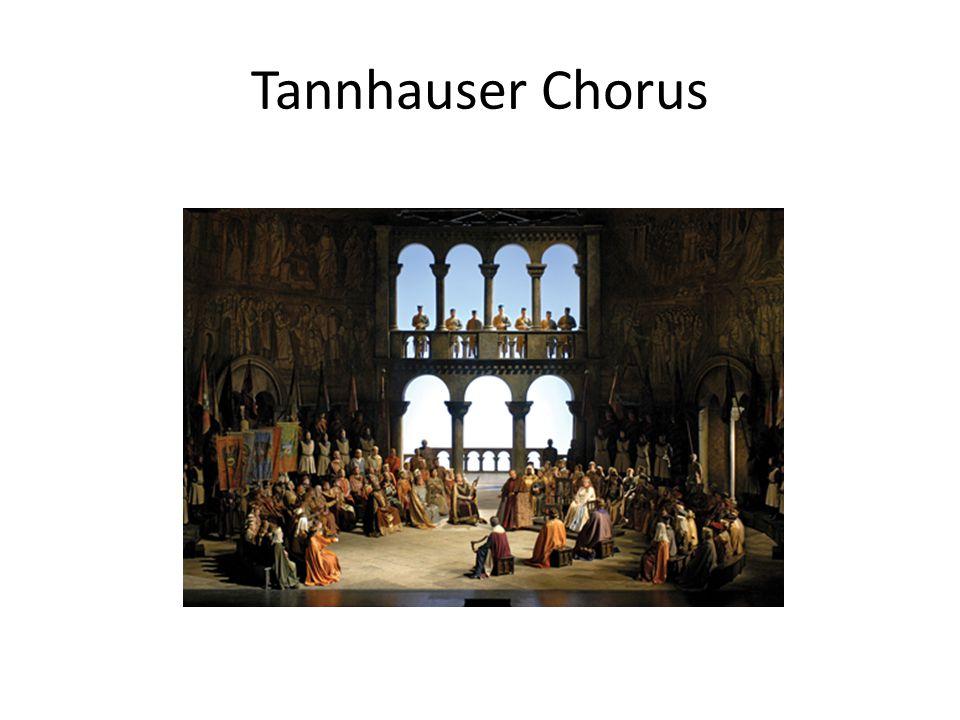 Tannhauser Chorus