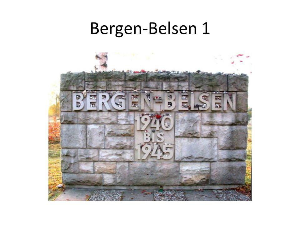 Bergen-Belsen 1